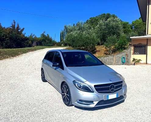 Mercedes classe b w246 b220cdi