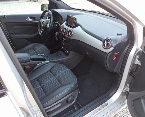 Mercedes classe b (w246) b220 cdi